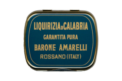 Barone Amarelli med Spezzatina, ren lakrits, 20 g